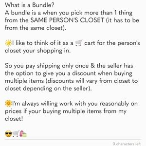 WHAT IS A BUNDLE !?!